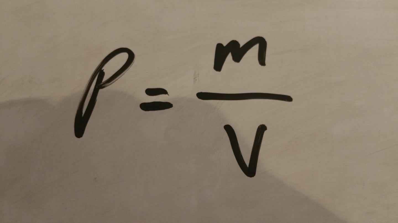 density_formula