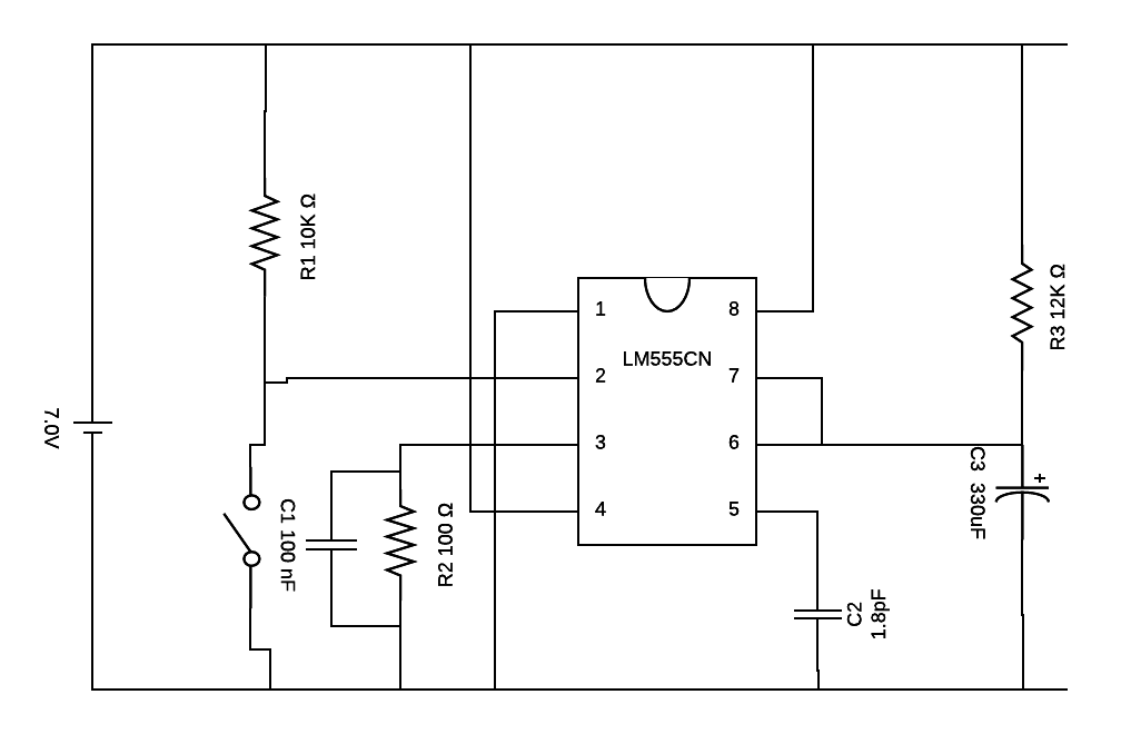 Monostabil_vibrator_circuit